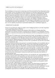 Tjalling van Balen - Titus Brandsma Instituut