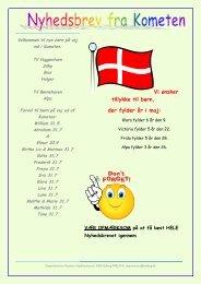 Maj Tirsdag 1. Fisk med kartofler og grøntsager Onsdag 2 ... - aksos.dk
