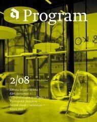 Programtidning 2/08 (pdf) - Uppsala Konsert & Kongress