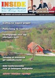 Företagsgrupp visar upp ytterligare nisch Krafttag har ... - insidenr.se