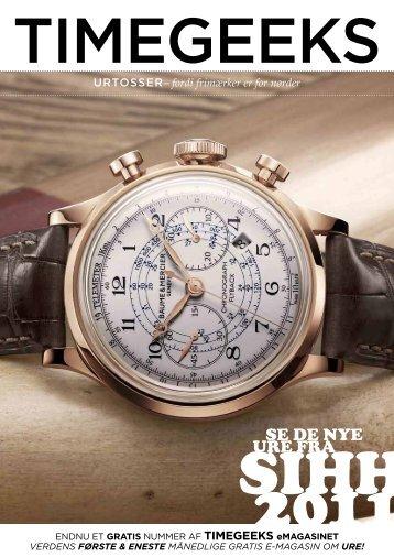SE DE NYE URE FRA - Watchlinks.net