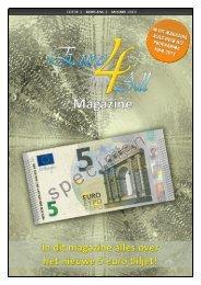 Editie 1 van jaargang 3 - Euro 4 All Magazine