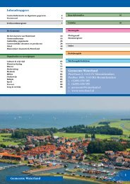 Risicowijzer Zaanstreek-Waterland - Gemeente Waterland
