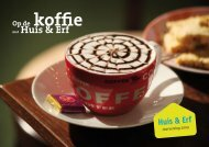 Op de koffie met Huis & Erf - Huis en Erf