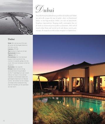 Dubai - Day One :: Travelshop