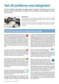 Framtidens friluftsliv – på vems villkor? - Page 6