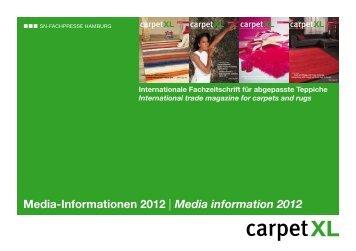 Media information 2012 - beim SN-Fachpresse Verlag