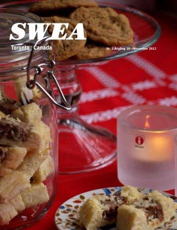 Toronto Canada - SWEA International