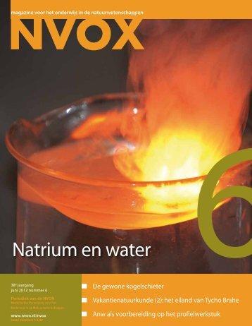 NVOX - NVON