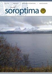 NR. 8/2012 l ÅRGANG 65 l SOROPTIMIST INTERNATIONAL l ...
