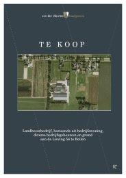 download brochure - Van der Vleuten Raadgevers