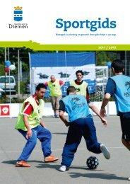Sportgids - Gemeente Diemen