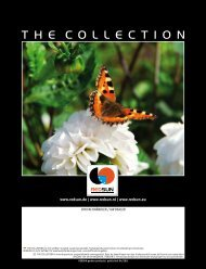 T H E C O L L E C T I O N - RedSun garden products