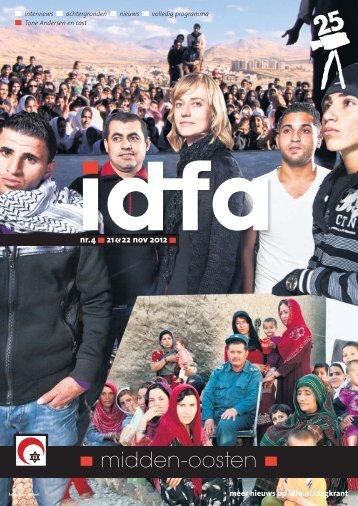 Midden-Oosten - IDFA