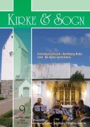 Kirkeblad for: Hvidbjerg / Lyngs, Søndbjerg / Odby ... - Jegindø Kirke