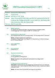 Styrelsemöte 3 2013-03-14 - Huvudstadensgolf.se