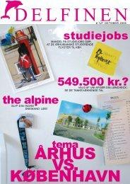 studiejobs 549.500 kr.? the alpine - Delfinen