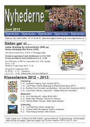 Nyhederne juni 2012.indd - Stjærskolen