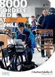 CYKELVENLIg ARbEjDSPLADS - Århus Cykelby