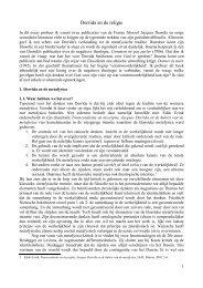 Derrida en de religie - Bart van Egmond