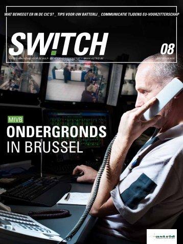 Switch 8 NL - astrid