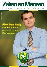Corendon ADO Den Haag - Bert Tielemans
