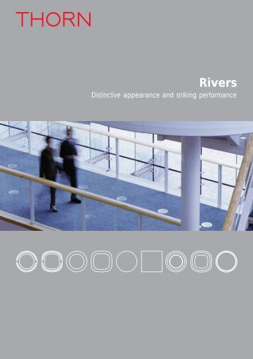 Rivers - THORN Lighting