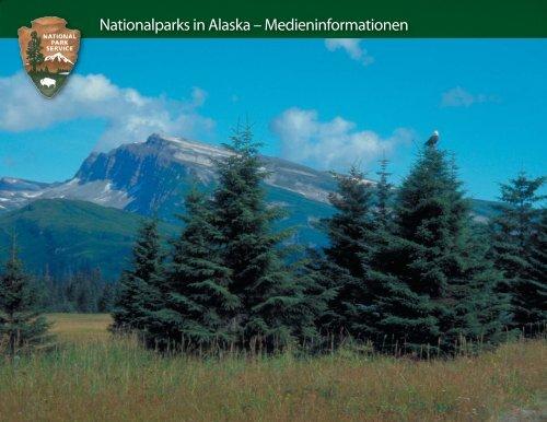 Nationalparks In Alaska Medieninformationen Travel Alaska