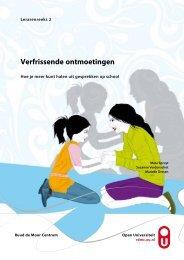 Verfrissende ontmoetingen - Open Universiteit Nederland