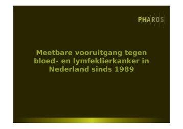Meetbare vooruitgang bij bloed - PHAROS