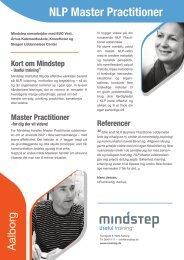 NLP Master Practitioner - Mindstep