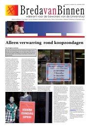 Digitale versie 2012 September - Breda van Binnen