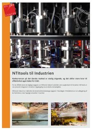 Download NTIitools brochure - NTI CADcenter