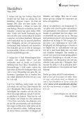 Mars 2008 En tidning från - Strängnäsbygdens Pingstkyrka - Page 3