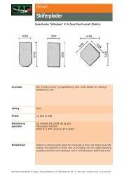 25. Skiferplader - BAR Bygge & Anlæg