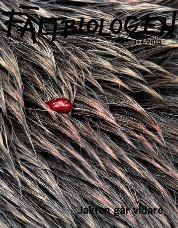 Fältbiologen 3-4/2010.pdf - Fältbiologerna