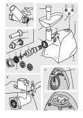 Инструкция на мясорубку Braun G3000, скачать - Page 3