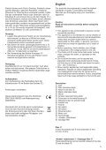 Инструкция на мясорубку Braun G3000, скачать - Page 5