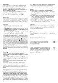 Инструкция на мясорубку Braun G3000, скачать - Page 6