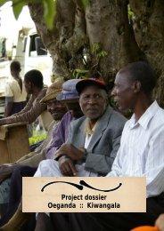 Project dossier Oeganda :: Kiwangala - Livingstone