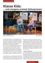 Klasse Kids: - TAUNUS EDITION