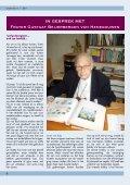 Onder Ons 1 – 2011 - Fraters van Utrecht - Page 6