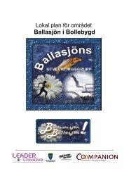 Ballasjön - Hela Sverige ska leva