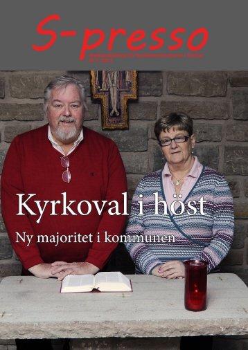 S-presso 1 2013 - Socialdemokraterna