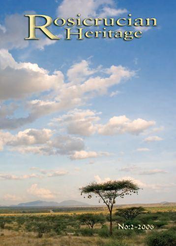 Rosicrucian Heritage Magazine - 2006-09 - AMORC