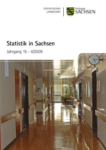 Gesundheitsmanagement im Statistischen Landesamt Sachsen Teil ...