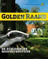 de ecologische hoofdstructuur - Stichting Het Groninger Landschap