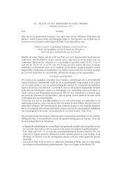 Hfst. VI Plato, i.h. bijz. Plato's Timaios - Stichting Open Veldwerk