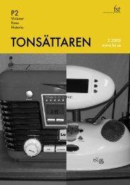 Tonsättaren Nr 2 2005 - FST