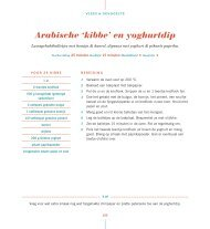 SU - Fingerfood binnenwerk - Standaard Boekhandel